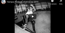Short recap Hampus 2019